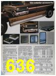 1986 Sears Spring Summer Catalog, Page 636