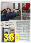 1989 Sears Home Annual Catalog, Page 360