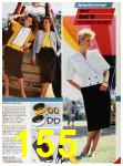 1986 Sears Spring Summer Catalog, Page 155