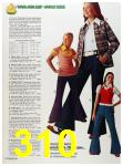 1973 Sears Spring Summer Catalog, Page 310
