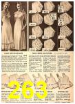 1949 Sears Spring Summer Catalog, Page 263