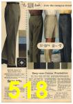 1961 Sears Spring Summer Catalog, Page 518