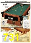 1969 Sears Spring Summer Catalog, Page 731