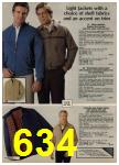 1980 Sears Fall Winter Catalog, Page 634