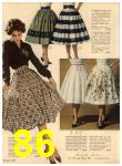 1960 Sears Spring Summer Catalog, Page 86