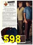 1971 Sears Fall Winter Catalog, Page 598