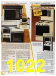 1985 Sears Fall Winter Catalog, Page 1022