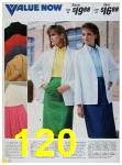 1985 Sears Spring Summer Catalog, Page 120