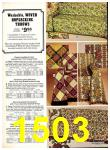 1974 Sears Fall Winter Catalog, Page 1503