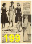 1960 Sears Spring Summer Catalog, Page 199