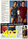 1975 Sears Spring Summer Catalog, Page 497