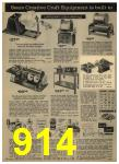1965 Sears Spring Summer Catalog, Page 914