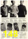 1965 Sears Fall Winter Catalog, Page 148