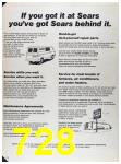 1985 Sears Fall Winter Catalog, Page 728