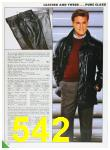1985 Sears Fall Winter Catalog, Page 542