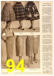 1958 Sears Spring Summer Catalog, Page 94