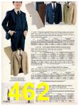 1982 Sears Fall Winter Catalog, Page 462