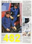 1988 Sears Fall Winter Catalog, Page 482