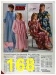 1986 Sears Fall Winter Catalog, Page 168