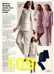 1975 Sears Spring Summer Catalog, Page 109