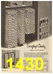 1960 Sears Spring Summer Catalog, Page 1430