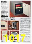 1989 Sears Home Annual Catalog, Page 1017