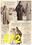 1960 Sears Fall Winter Catalog, Page 572