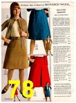 1966 Montgomery Ward Fall Winter Catalog, Page 78