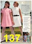 1969 Sears Spring Summer Catalog, Page 137