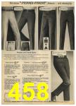 1968 Sears Fall Winter Catalog, Page 458