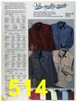 1986 Sears Fall Winter Catalog, Page 514
