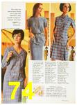 1967 Sears Fall Winter Catalog, Page 74