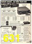 1974 Sears Spring Summer Catalog, Page 631