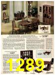 1974 Sears Fall Winter Catalog, Page 1289