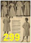 1962 Sears Spring Summer Catalog, Page 299