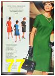 1967 Sears Fall Winter Catalog, Page 77