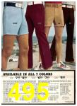 1974 Sears Spring Summer Catalog, Page 495