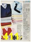 1987 Sears Fall Winter Catalog, Page 411