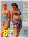 1991 Sears Spring Summer Catalog, Page 87