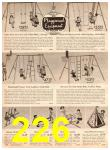 1952 Sears Christmas Book, Page 226