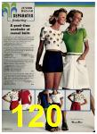 1974 Sears Spring Summer Catalog, Page 120