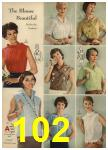 1959 Sears Spring Summer Catalog, Page 102