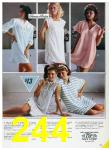 1985 Sears Spring Summer Catalog, Page 244