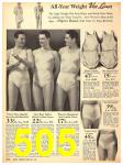 1940 Sears Fall Winter Catalog, Page 505