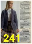 1980 Sears Fall Winter Catalog, Page 241