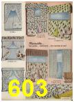 1959 Sears Spring Summer Catalog, Page 603