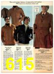 1977 Sears Fall Winter Catalog, Page 615