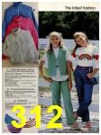 1983 Sears Spring Summer Catalog, Page 312