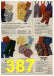 1979 Sears Fall Winter Catalog, Page 387