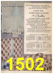 1962 Sears Spring Summer Catalog, Page 1502